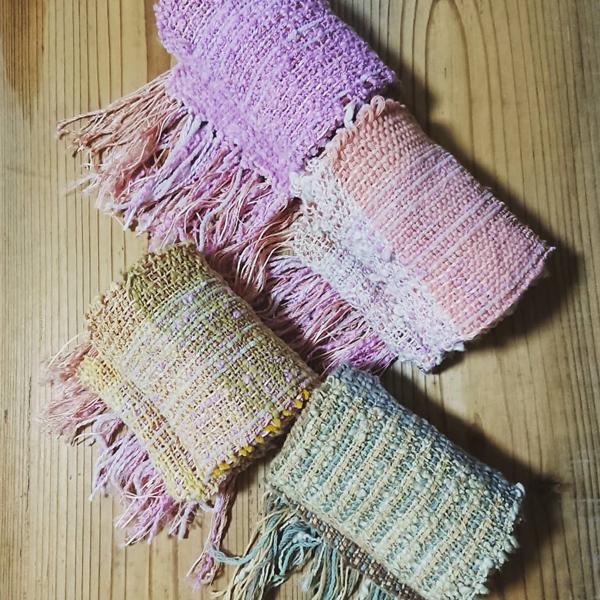 手織り もけ