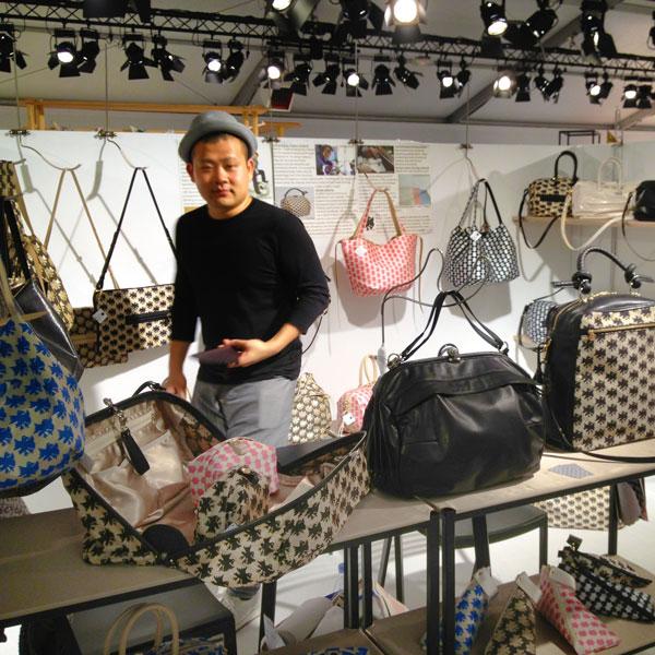 京都鞄店小野正人