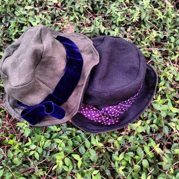 帽子とかばん Zuka pubbe